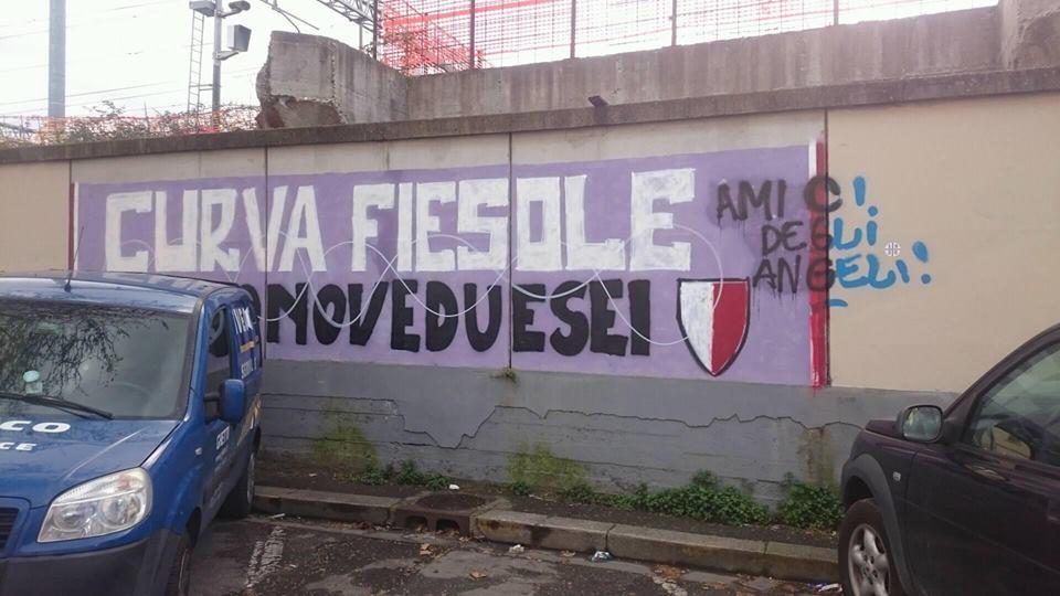 Graffito Fiorentina