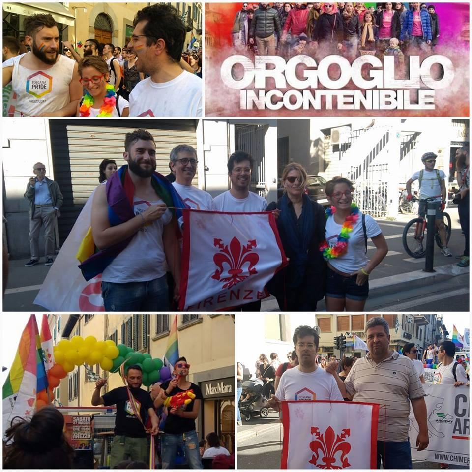 Pride Arezzo