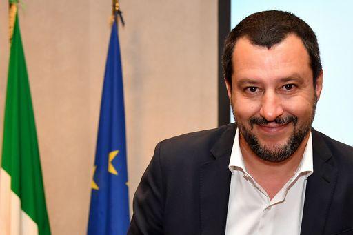 ITALY-POLITICS-CRIME-SECURITY