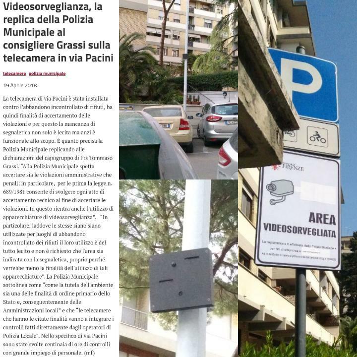 Telecamera Pacini