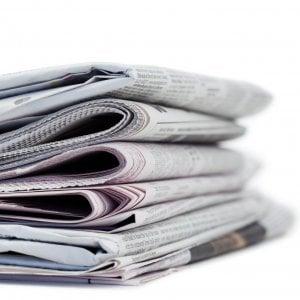 giornalisti corriere sciopero