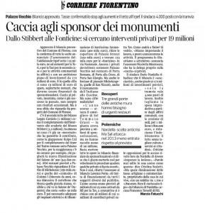 Articolo bilancio Corriere 30-07-2014