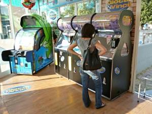 Slot per bambini azzardo
