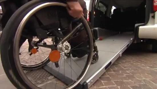 Taxi Disabili Carrozzina