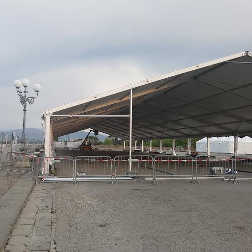 Tensostruttura Piazzale