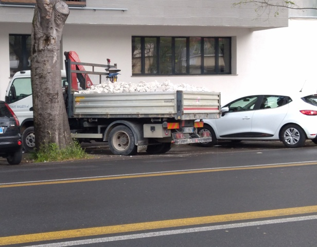 Camion caricow