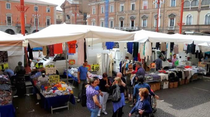 area mercatale