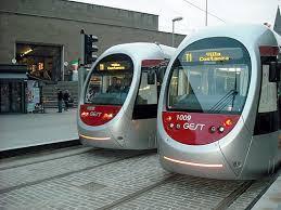 tram Meridian