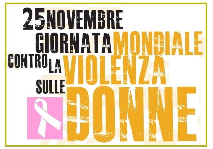 Giornata mondiale contro la violenza