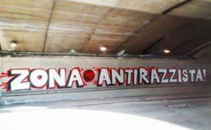 Graffito sottopasso Circondaria