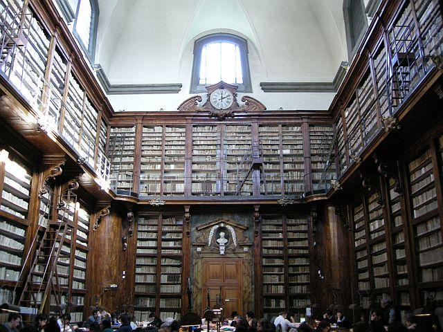 lavoratori biblioteche