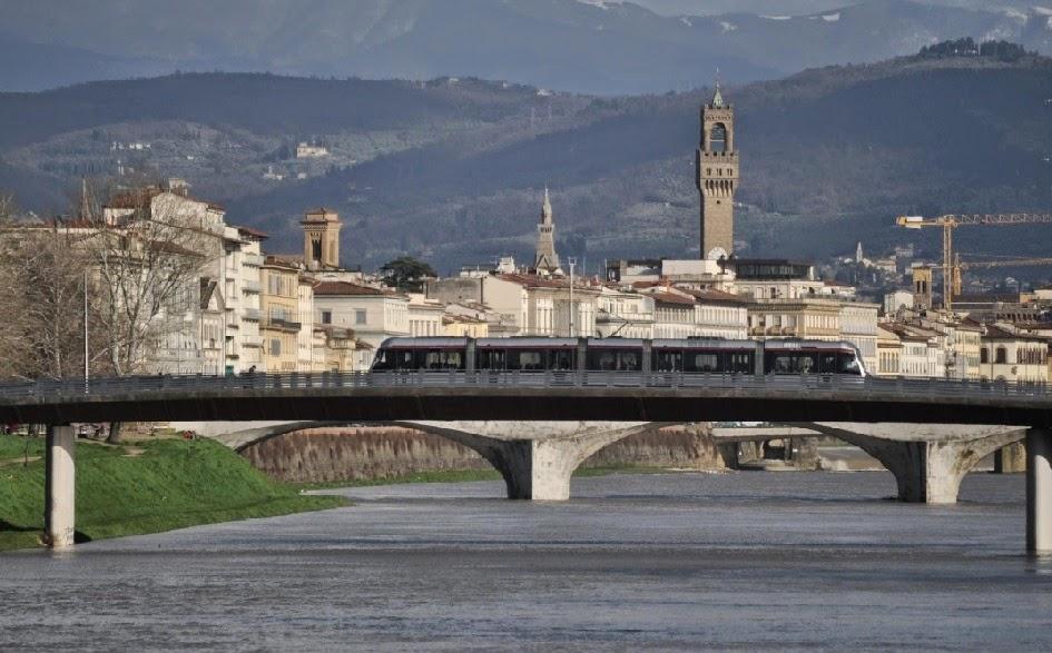 ponte tramvia Cascine