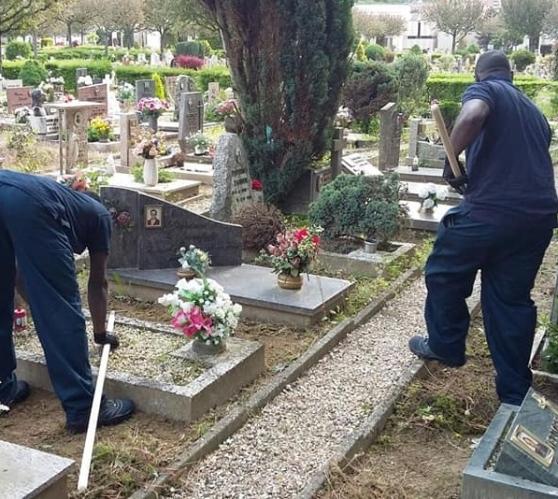 operatori cimiteriali