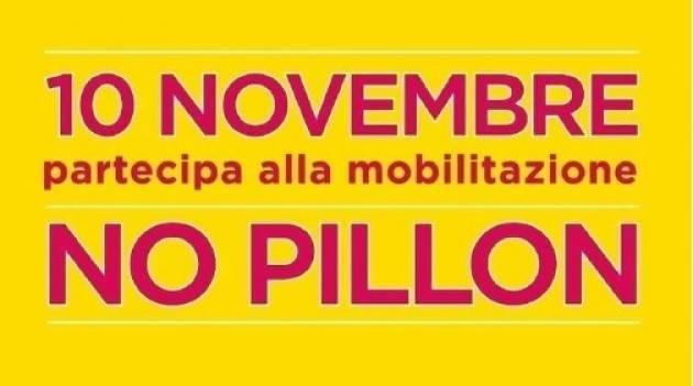 Mobilitazione Pillon