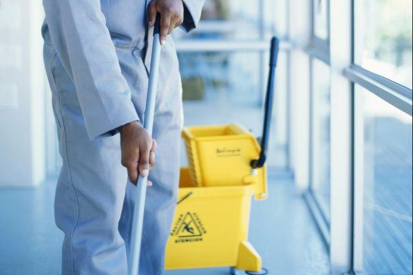 lavoratori pulizie