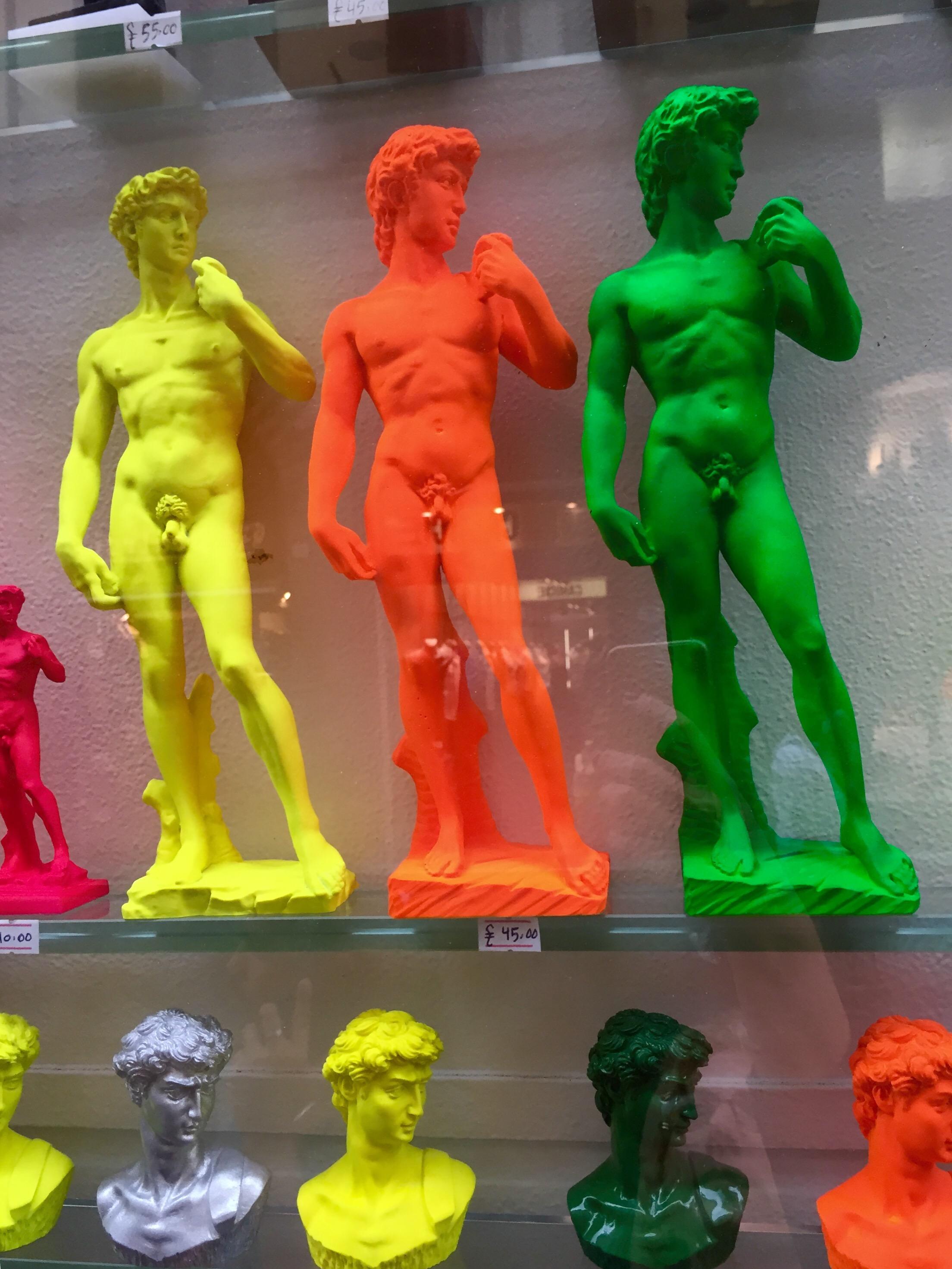 David colorati