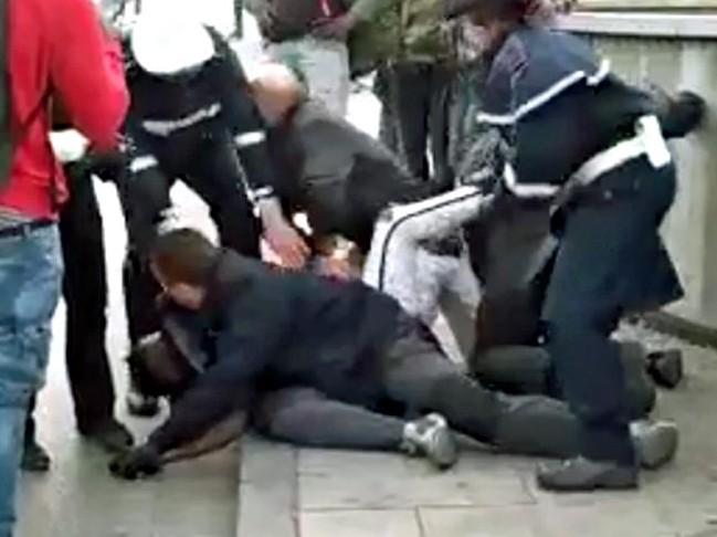 arresto Stazione